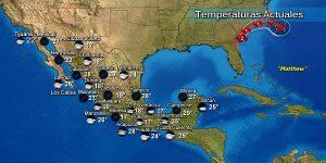 Se prevén tormentas intensas en Nuevo León, Tamaulipas y San Luis Potosí