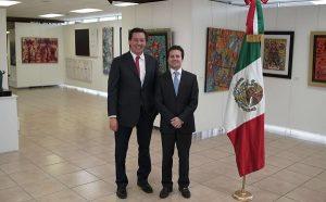 Artistas tabasqueños podrán exponer en consulado de México en Houston