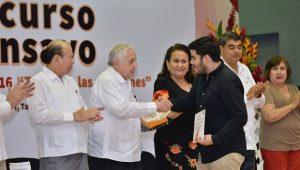 Contribuyen jóvenes en Tabasco a forjar una sociedad más participativa