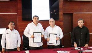 Firman Salud y UJAT convenio a favor de pacientes con insuficiencia renal