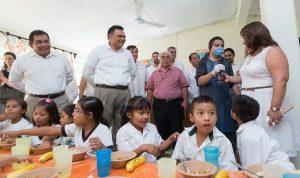 Cruzada contra el sobrepeso y la obesidad infantil en Yucatán