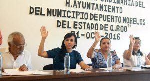 Respalda Puerto Morelos iniciativa financiera en Quintana Roo