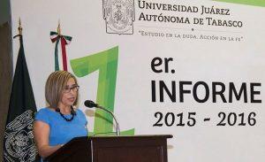 Contribuye Educación y Artes a internacionalización de la UJAT