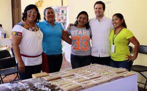 Sostiene Gerardo Gaudiano encuentro con empresarios tabasqueños radicados en Mérida