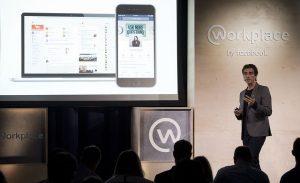 Facebook lanzo Workplace, una plataforma social para empresas