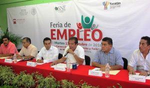 Llega la X Feria de Empleo con más de dos mil vacantes a Yucatán