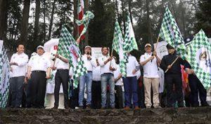 Gran participación, todos unidos por un México más limpio