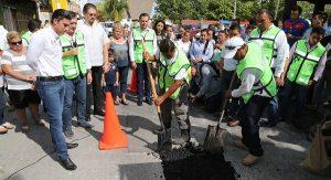 La gente de Benito Juárez es mi prioridad y no les voy a fallar: Remberto Estrada