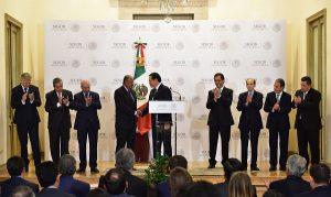 El Presidente de la República designa a René Juárez Cisneros subsecretario de Gobierno: Osorio Chong