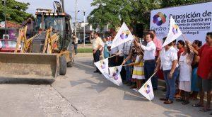 Parque lineal en Carrizal y remodelación de deportivas en Gaviotas y La Manga: Gaudiano