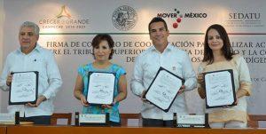 Campeche primer Estado en suscribir convenio para defensa legal de Indígenas en lengua materna