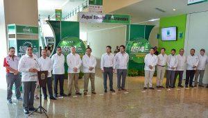 Inaugura el gobernador Alejandro Moreno cárdenas la IV Expo Auto Campeche 2016