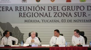 Reforma Educativa, clave para revertir crisis de valores: Arturo Núñez