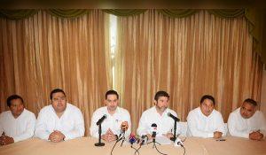 Alcaldes del PRI en Campeche solicitan modificaciones a la Ley de Hacienda