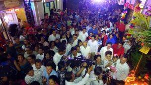 """Miles asisten en Campeche al II Concurso estatal de Altares """"Hanal Pixán 2016″"""