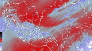 Ambiente frío y heladas se prevén durante la noche en el norte, el centro y el oriente de México