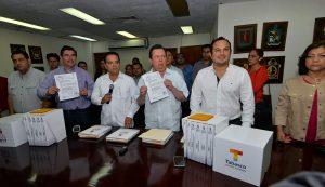 No se va a sangrar al pueblo de Tabasco, no más impuestos: Amet Ramos