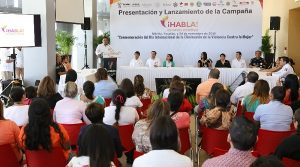 Amplia campaña de prevención de la violencia de género en Yucatán