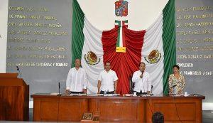 Se presentará el Fiscal General ante el Pleno de la LXII Legislatura