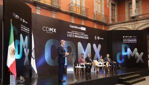 Atraviesa CDMX por una expansión cultural; inauguran exposición arte digital