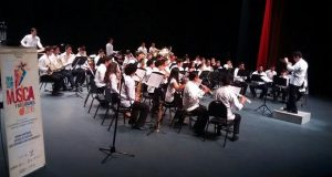 Integrarán magna banda sinfónica de la zona sur