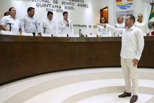 """Toma protesta Remberto Estrada a enlace municipal del Programa """"PROSPERA"""""""