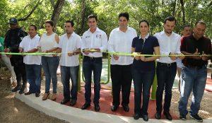 Impulsa Remberto Estrada creación de más espacios deportivos para los benitojaurenses