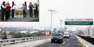 El Gobierno de la República moderniza la conectividad de CDMX y su Zona Metropolitana: Peña Nieto