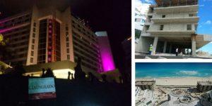 Clausura PROFEPA obras de remodelación en hotel Me By Meliá Cancún por falta de autorización