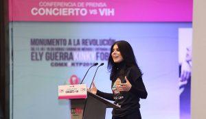 CDMX se suma al combate VIH/Sida con un concierto en el Monumento a la Revolución
