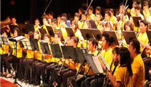Realizarán concierto de bandas sinfónicas, en el Teatro Esperanza Iris