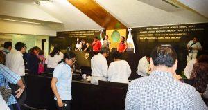 Presenta Congreso de Campeche Ley de Ingresos Estatal 2017