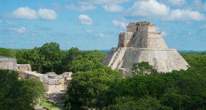Uxmal conquista con su arquitectura y misticismo maya