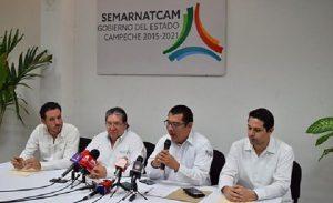 SEMARNAT Campeche y UNID firman convenio de colaboración