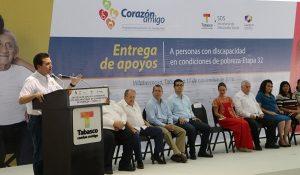 """Acciones como """"Corazón Amigo"""" suman esfuerzos por Centro: Gaudiano"""
