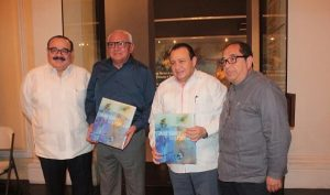 Jaime Barrera reúne dos décadas de experimentar en exposición pictórica y libro