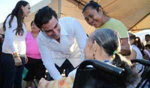 Remberto Estrada cumple contigo para el bienestar de los Benitojuarenses