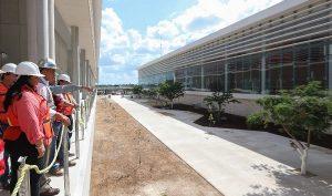 Ultiman detalles de segunda etapa del Centro de Justicia Oral en Mérida