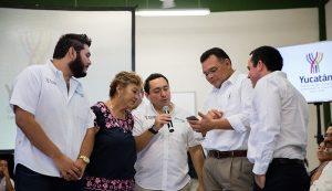 Usan en Yucatán estrategia digital para abatir la deserción escolar
