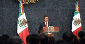Mi prioridad ha sido y seguirá siendo cuidar a México: Enrique Peña Nieto
