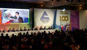 El Gobierno de la República ha dado un fuerte impulso y promoción a la actividad empresarial en el país: EPN