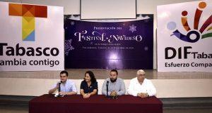 Espectáculos gratuitos, magia y diversión, en Festival Navideño Tabasco 2016
