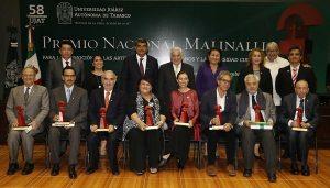 Galardonados con el Premio Nacional Malinalli 2016 ejemplos para el Gen UJAT: Piña Gutiérrez