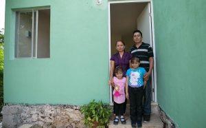 En Yucatán se impulsa construcción de viviendas nuevas