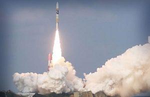 Lanza Japón satélite Meteorológico de Alta precisión
