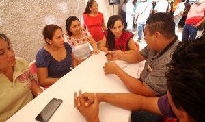 Ordenamiento del transporte en Leona Vicario da certidumbre a socios y usuarios: Laura Fernández