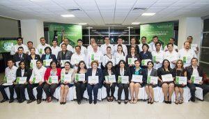 Reconoce UJAT trabajos de investigación con el premio institucional a la mejor tesis 2016