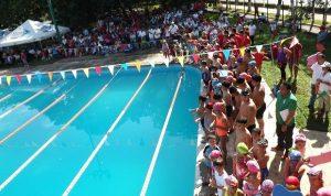 Inicia en Tabasco el primer torneo de natación