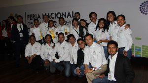 Ganan estudiantes veracruzanos Feria Nacional de Ciencias e Ingenierías