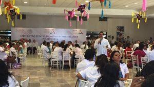Apoyo adicional para agentes comunitarios de la Salud en Campeche: Alejandro Moreno Cárdenas